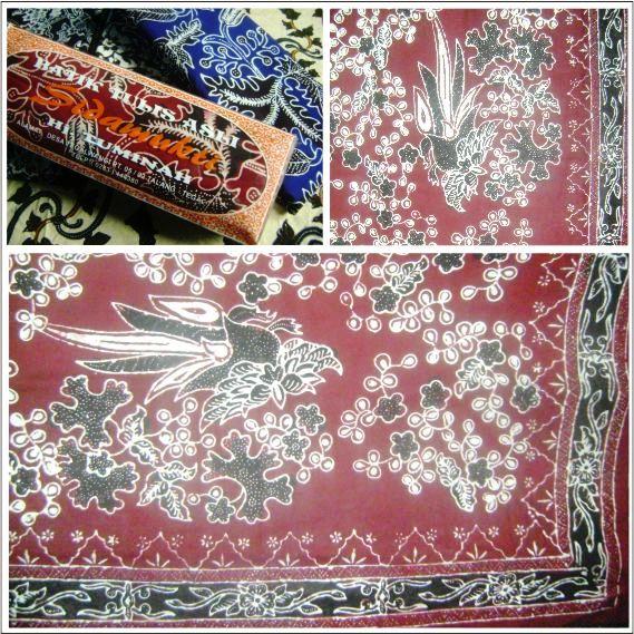 Batik Keris Warna Merah: Supplier Kain Batik Tulis – Toko Kain